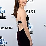 Spirit Awards Red Carpet Dresses 2019