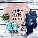 Mama Shark Tee