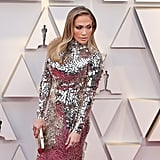 Jennifer Lopez Dress Oscars 2019