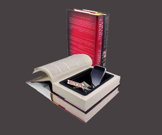 Book and Gadget Vault