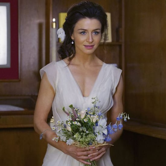 Grey's Anatomy Amelia and Owen's Wedding Pictures
