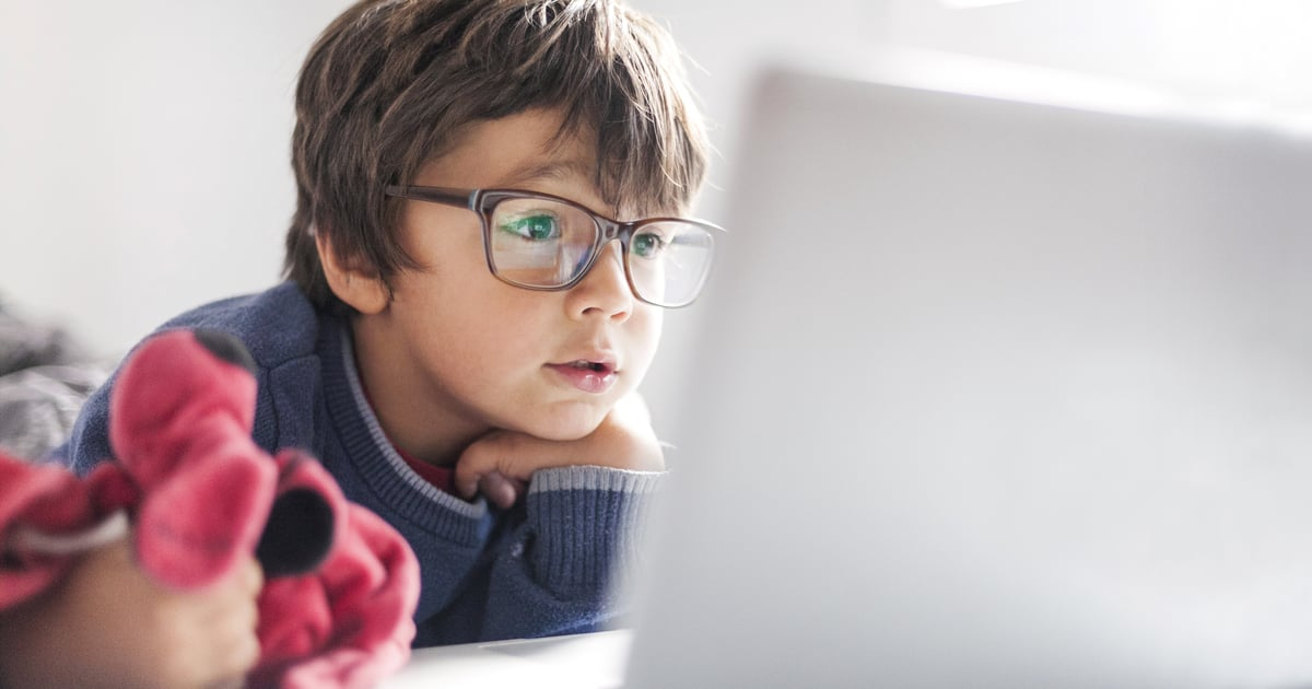 Parents Don't Need to Buy Into the Blue-Light-Blocking Glasses Trend
