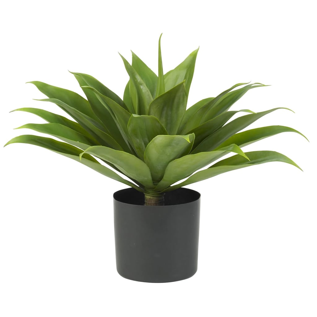 Nearly Natural Agave Decorative Silk Plant