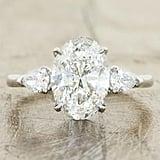 Ken & Dana Design Hetty Classic 3-Stone Engagement Ring
