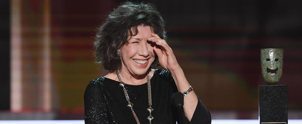 Lily Tomlin's Speech at the 2017 SAG Awards