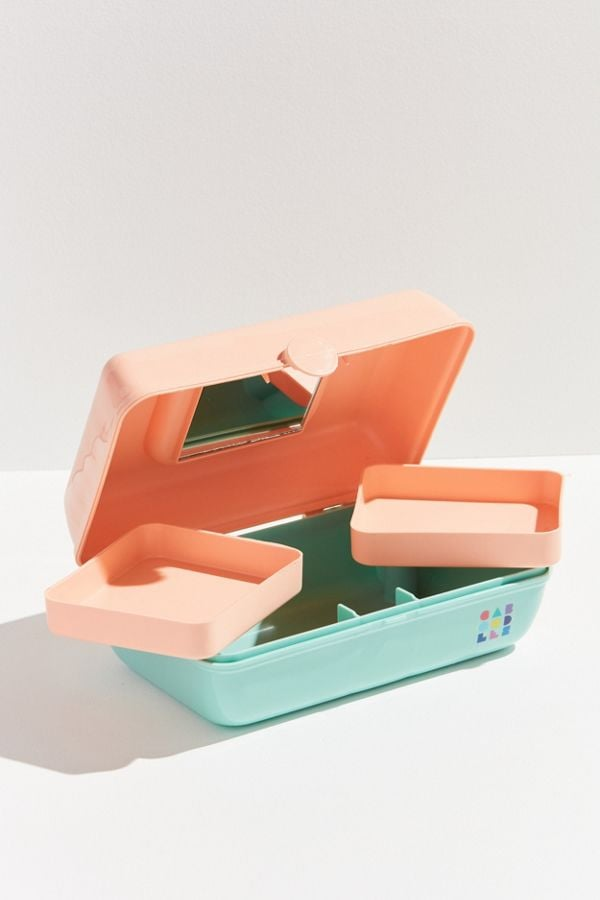 Caboodles UO Exclusive Vintage Pretty Makeup Case