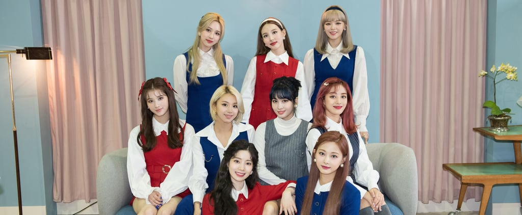 TWICE Interview About Their New Album, Eyes Wide Open