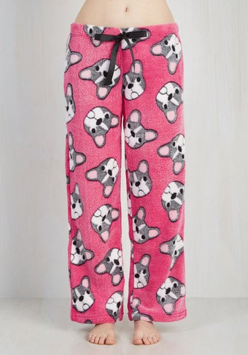 Sleep & Co. Dog Days of Slumber Sleep Pants ($20)