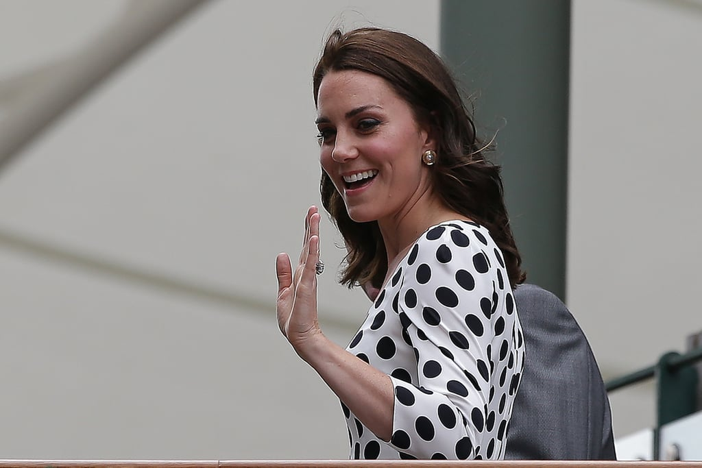 Kate Middleton With Short Hair 2017
