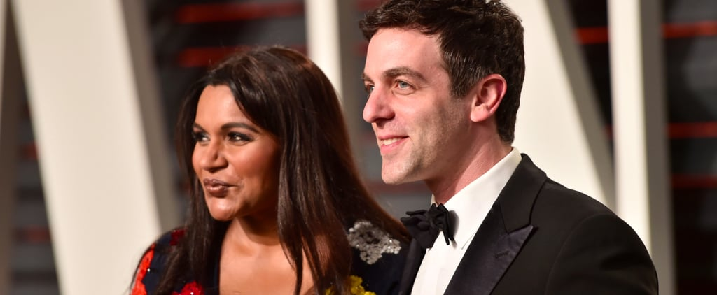 Mindy Kaling and BJ Novak Made Our Kelly and Ryan Dreams Come True at the Oscars