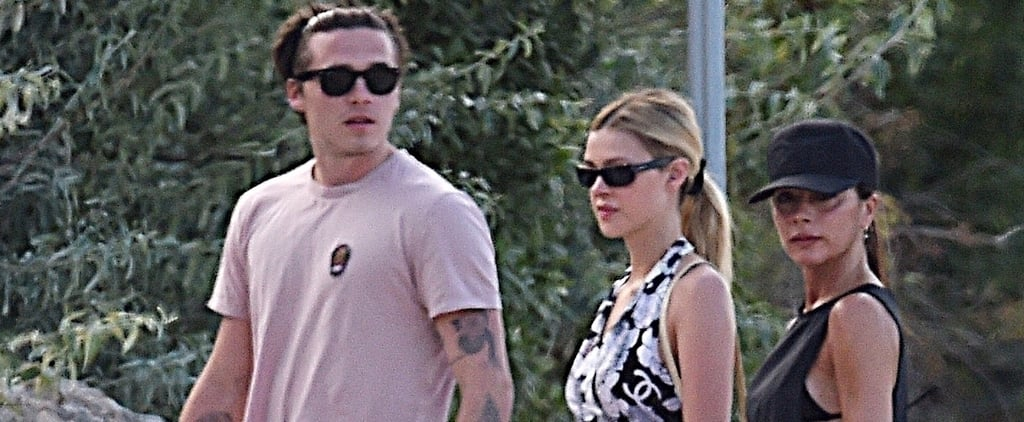 Nicola Peltz and Victoria Beckham's Vacation Style in Italy