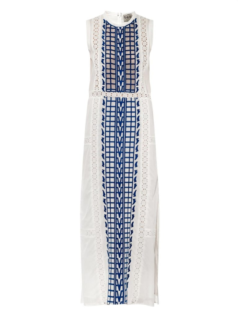 A Boho Maxi Dress