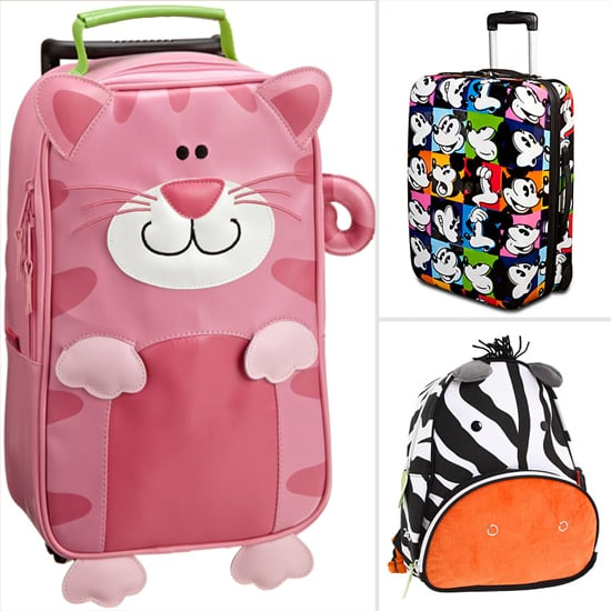 Cute and Practical Kids' Luggage For Holiday Travel