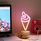 Ice Cream Mini LED Neon Table Lamp