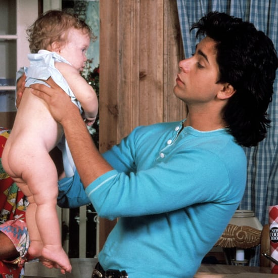 Full House Gave John Stamos a Parenting Fear