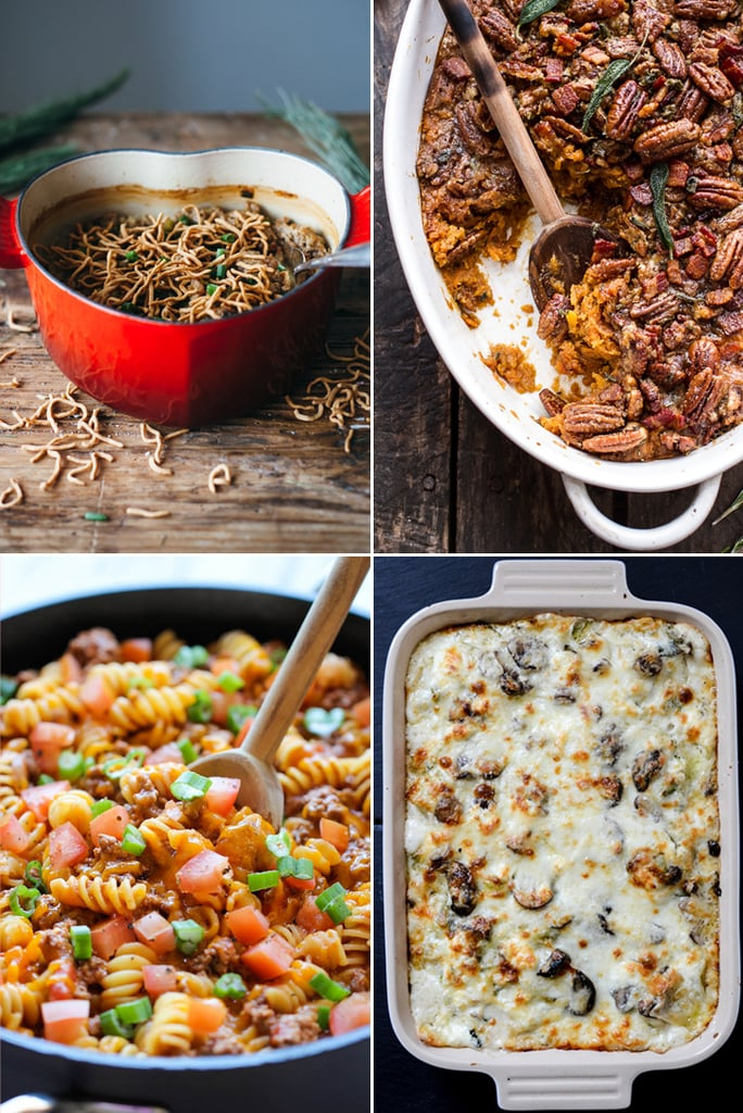 Casserole Recipes 2017
