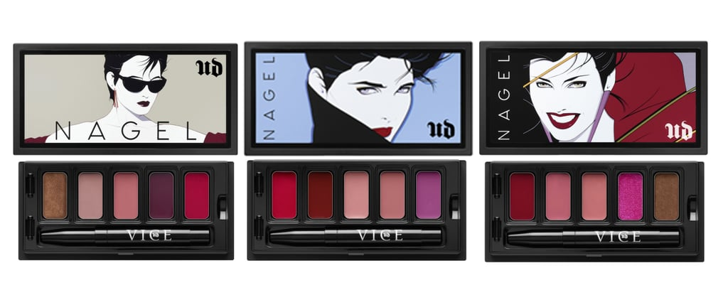 See Every Rad Swatch and Shade of Urban Decay's Brand-New '80s Lip Palette
