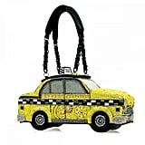 Mary Frances Women's Taxi Clutch Shoulder Handbag
