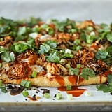 Roasted Buffalo Cauliflower Flatbread
