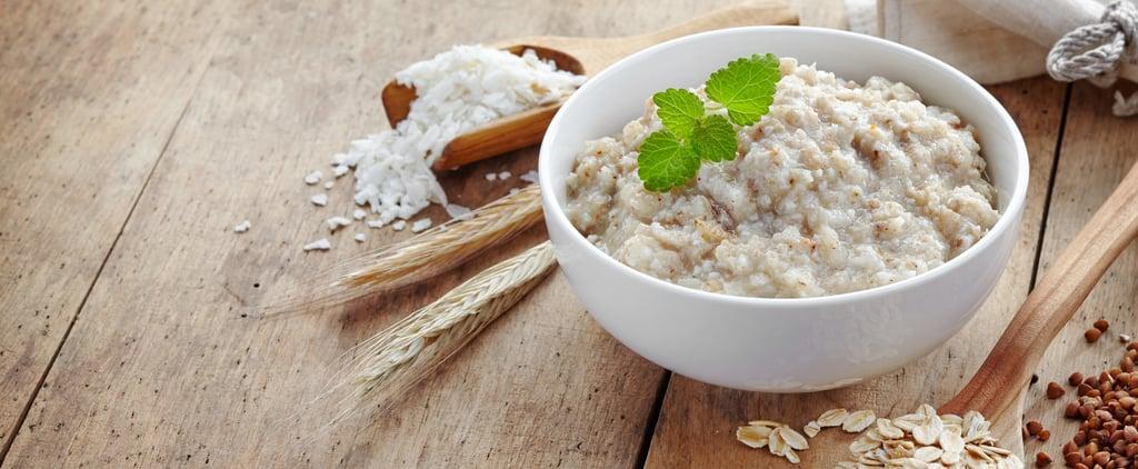 عصيدة الشوفان هي أفضل طبق إفطار للسباحين