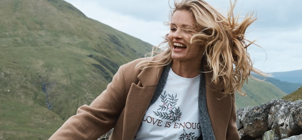 H&M x Morris and Co Collaboration