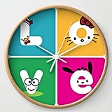 Love Sanrio Clock