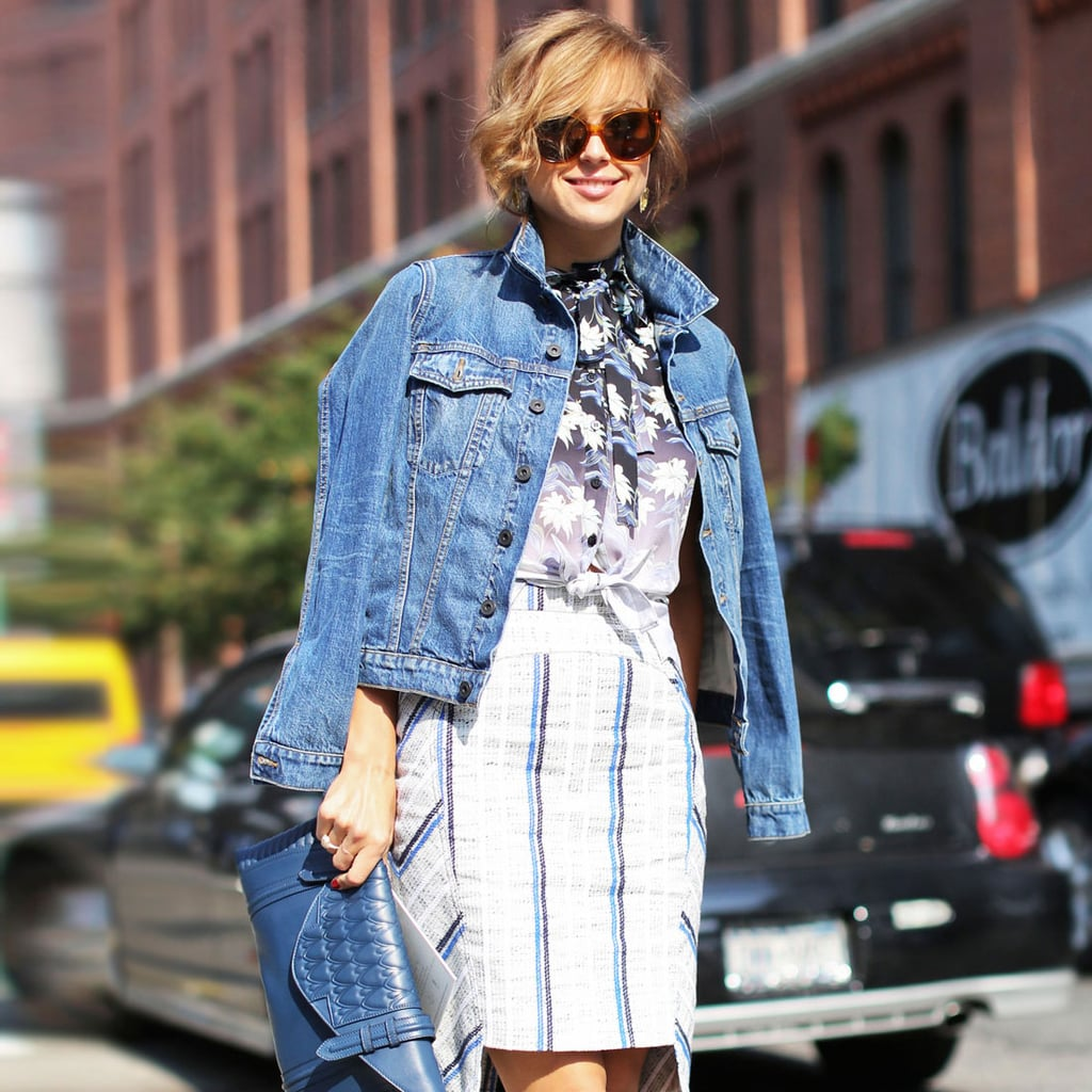 Jean Jackets For Spring 2013