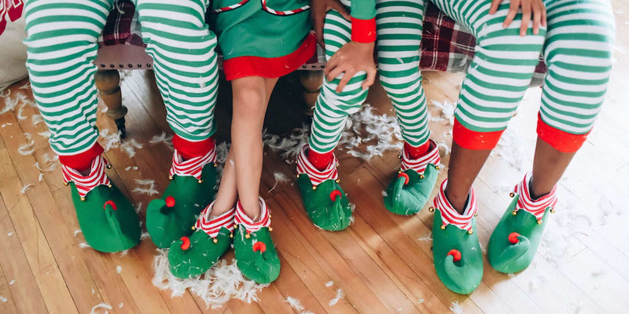 I Discovered a Clever Hack to Wear Matching Family Holiday Pajamas Every Year Without Overspending
