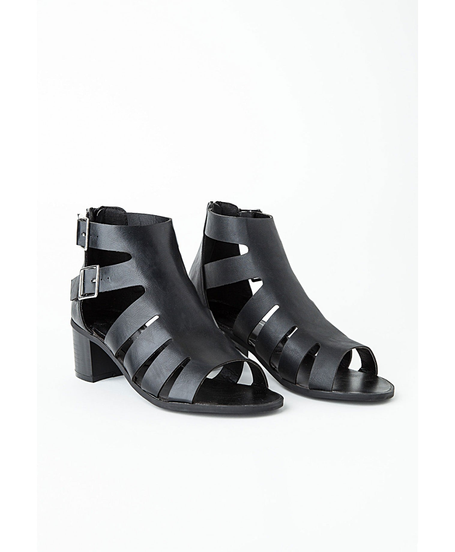 MissGuided Cutout Sandals
