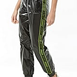 Forever 21 Staff Graphic Wind Joggers