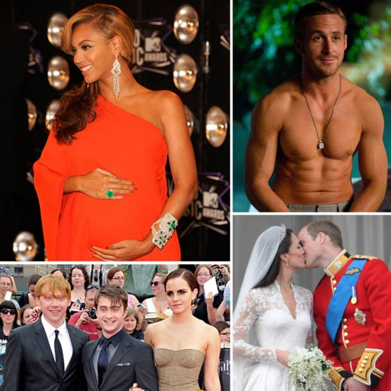 Top 10 Biggest Celebrity Headlines of 2011