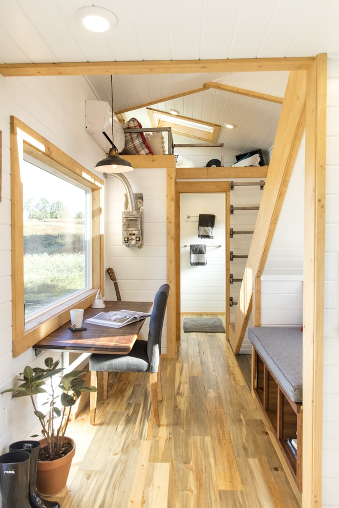 Modern Mountain Home Tour Guest Wing: Modern Mountain Tiny Home By Tiny Heirloom