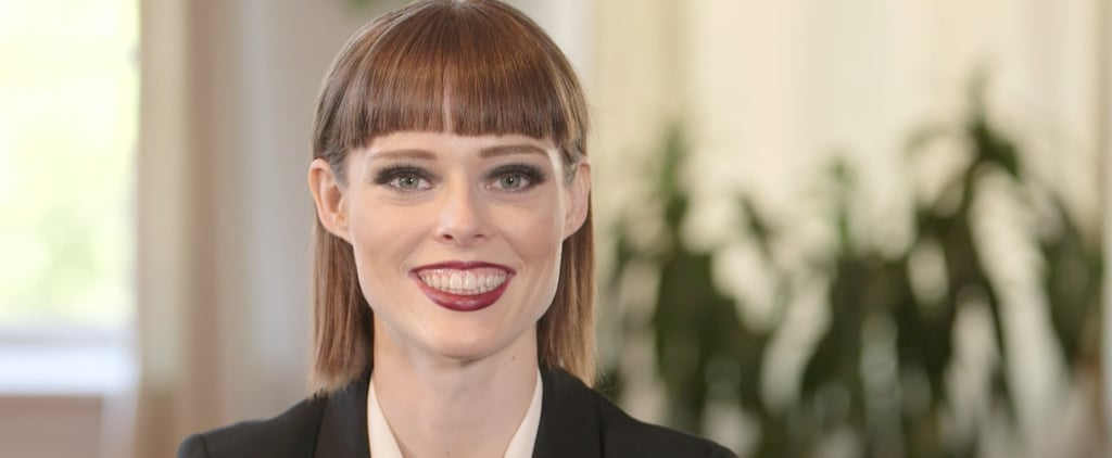 A Word to the Wise: Don't Compete in a Pose-Off With Coco Rocha!