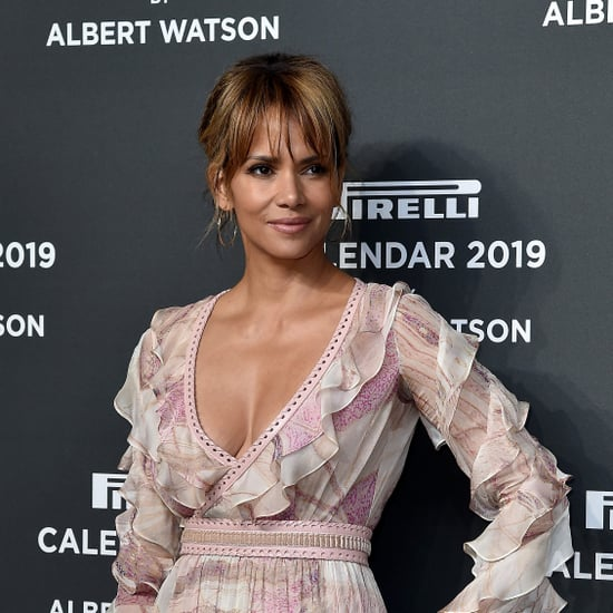 Halle Berry Self-Defense Ab Workout