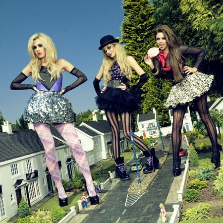 Interview with The Dolly Rockers, Style Fashion