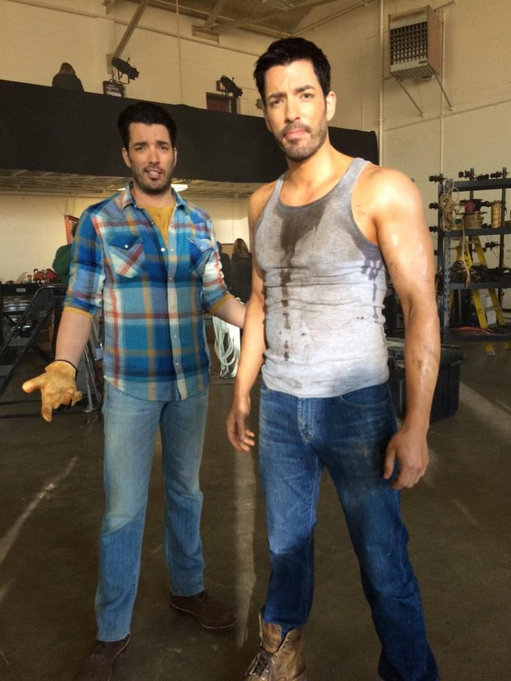 They Were Underwear Models Property Brothers Jonathan