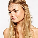 ASOS Double Filigree Crown Headband
