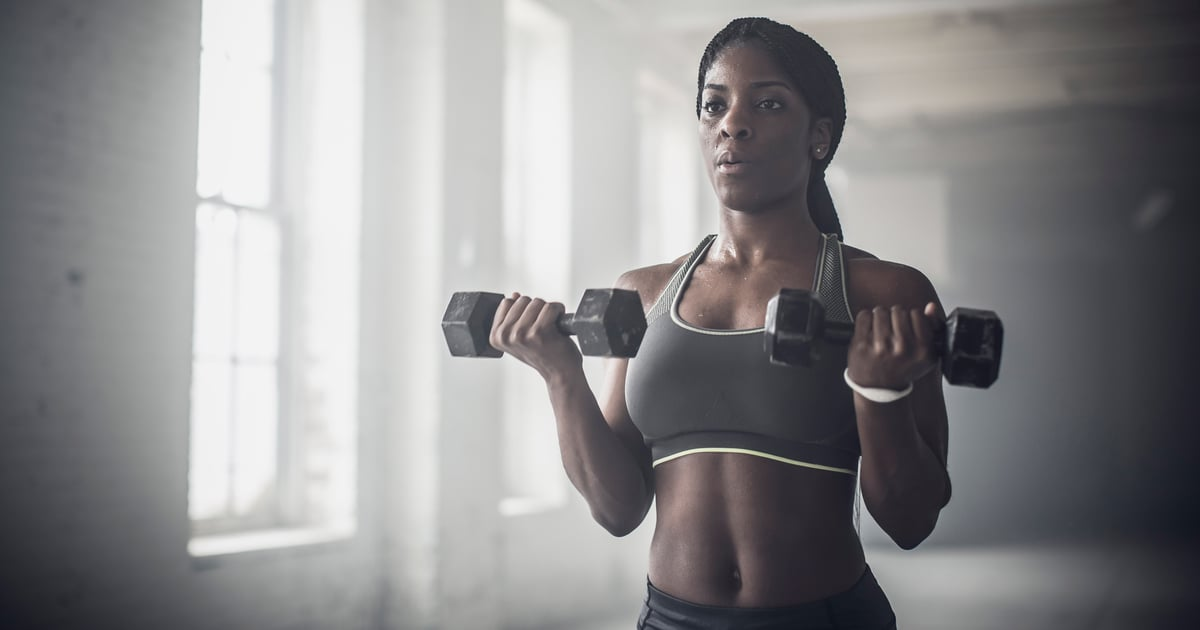 Sculpt and Strengthen Your Arms With This 3-Week Dumbbell Challenge