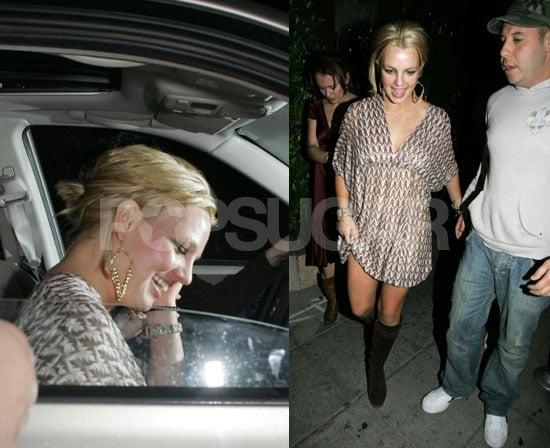 Britney's New Guy