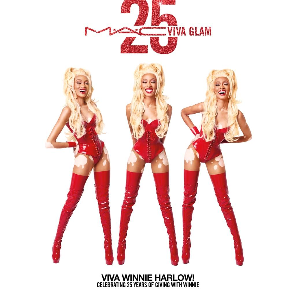 MAC Viva Glam 1 25th Anniversary Edition