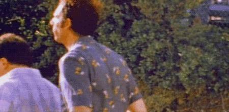 When Kramer Gets Spat On