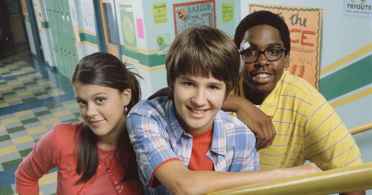 Meanwhile, the Ned's Declassified Cast Is All Grown Up and Making TikTok Content Together.jpg