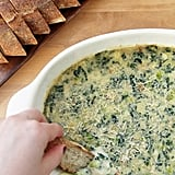Three-Cheese Spinach-Artichoke Dip