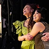 Amber Gray and Eva Noblezada