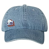 Taco Bell 3D Bell Denim Hat