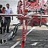 Suri Takes a Chopper