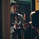 Alexander Siddig as Ruben Oliver in Peaky Blinders