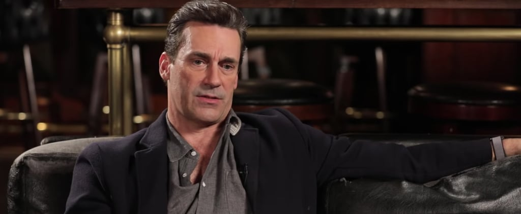 Jon Hamm Quotes on Mental Health September 2018