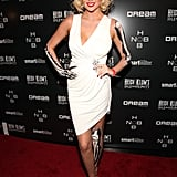 Kate Upton took a scarier take on Marilyn's pinup-girl look for an NYC bash in 2011.