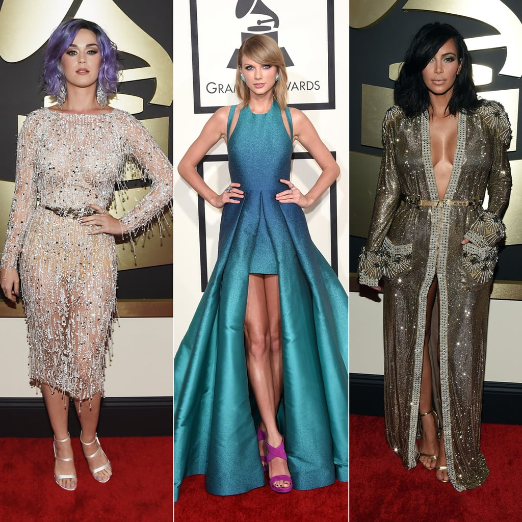 Grammys 2015 Red Carpet Dresses | POPSUGAR Fashion